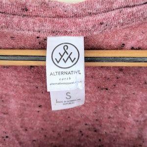 Alternative Apparel Tops - Alternative Earth Pink Flecked Tank